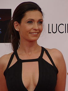 Adeline Blondieau actrice sexy